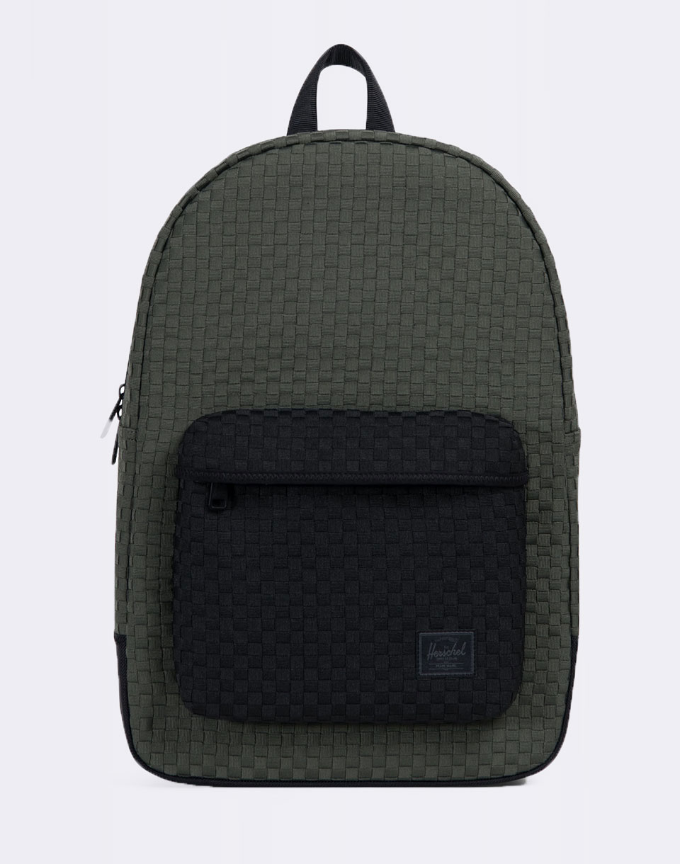 Herschel Supply Woven Lawson Climbing Ivy   Black