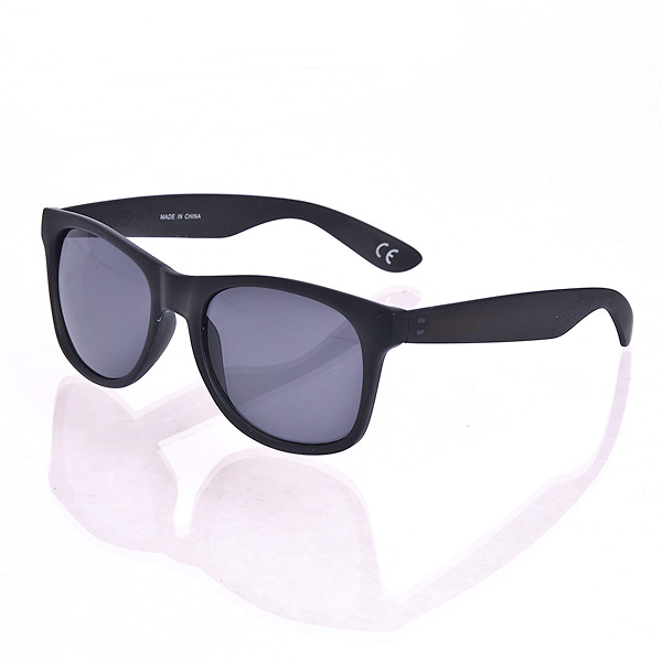 Sluneční brýle Vans Spicoli 4 Shades Black Frosted
