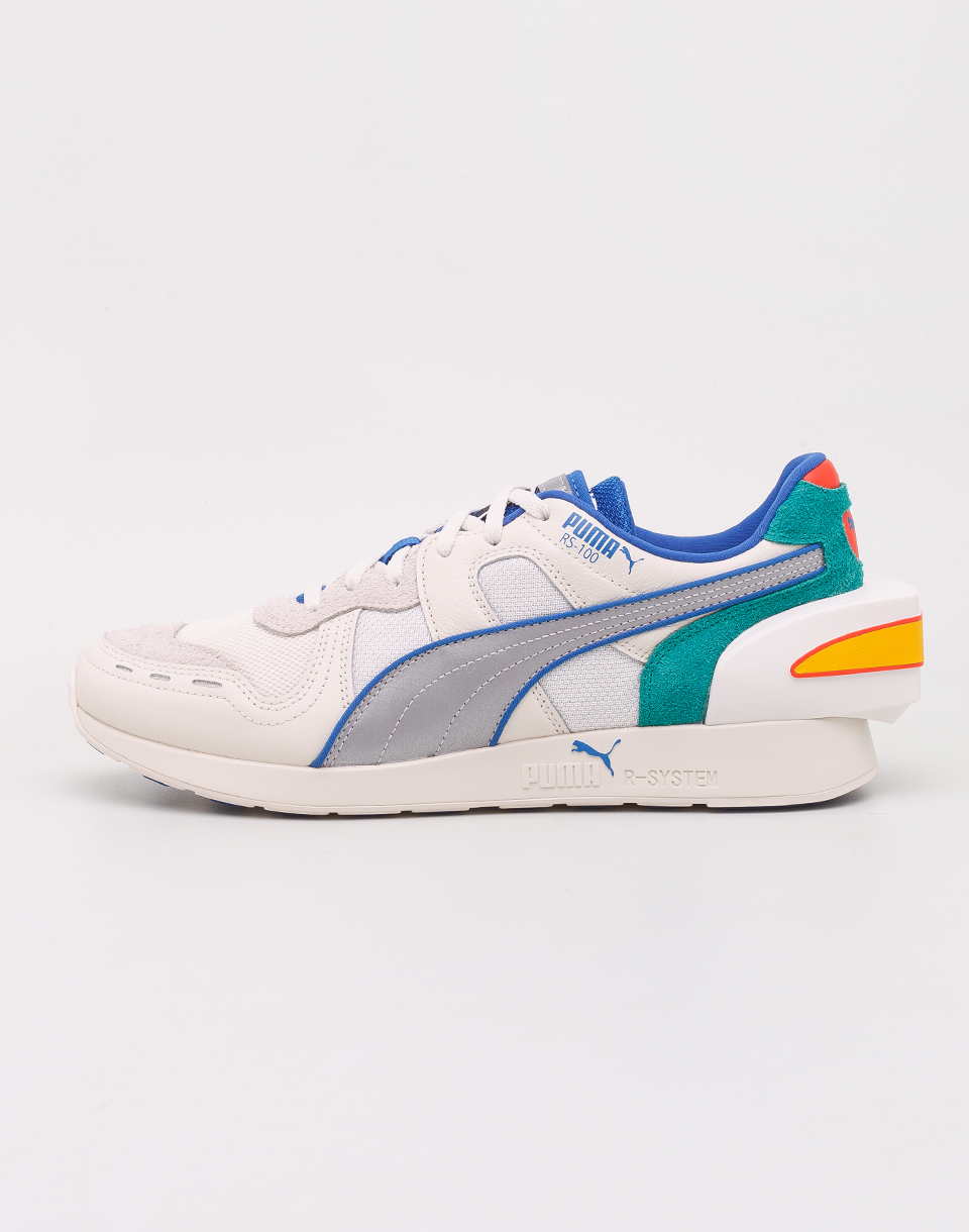 Puma Ader Error RS 100 Whisper White  Lapis Blue 42
