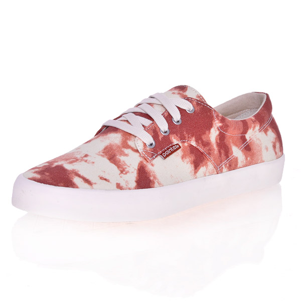 Sneakers - tenisky Pointer A.F.D. canvas picante cloud print Pristine 43