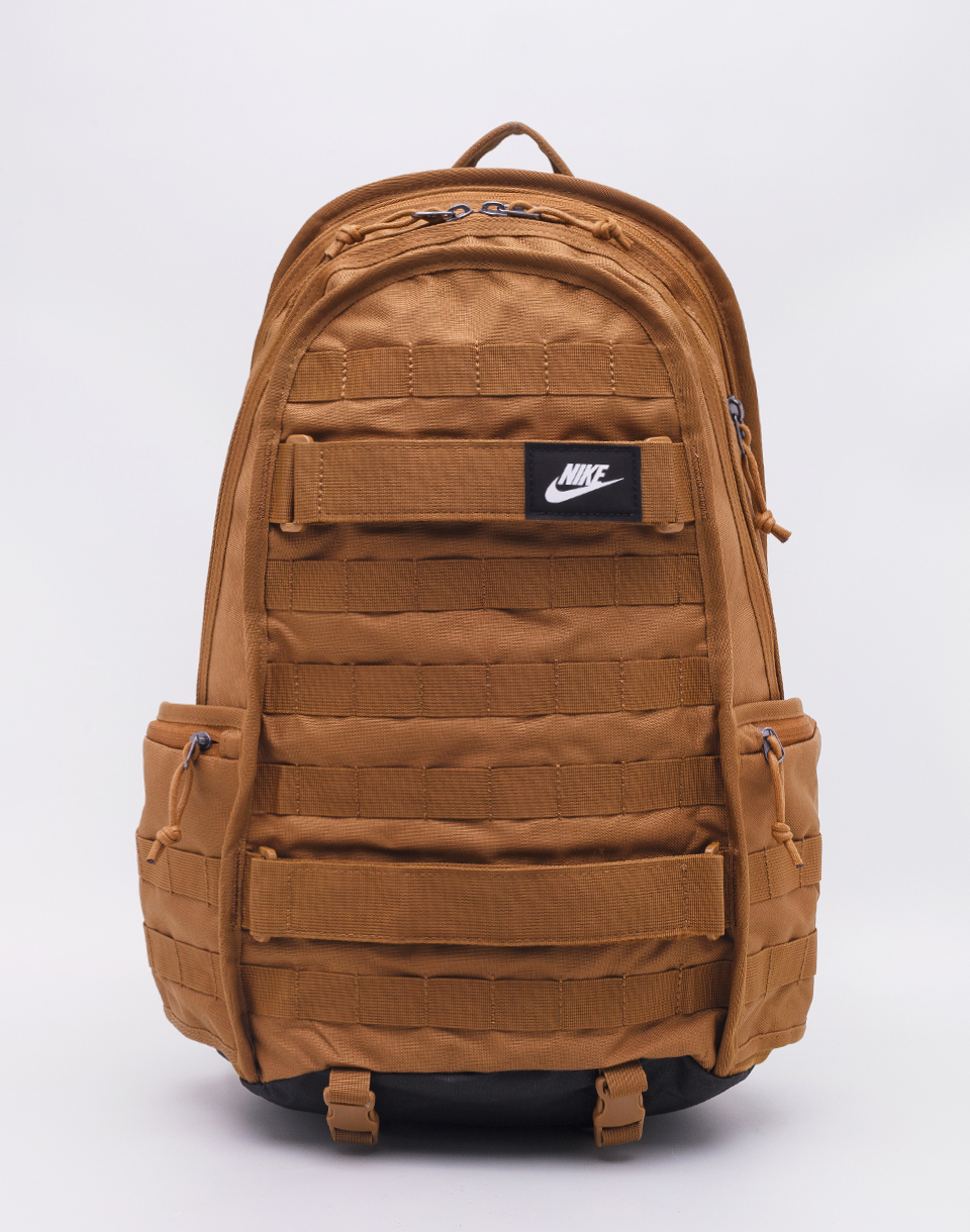 Nike RPM Backpack Ale Brown/ Ale Brown/ White