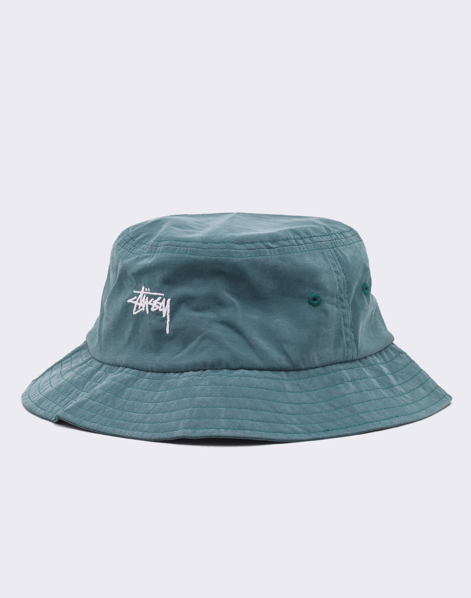 Stussy Stock Bucket Blue L XL