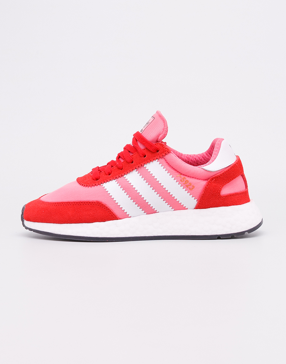 Adidas Originals I 5923 Chalk Pink  Footwear White  Bold Orange 41