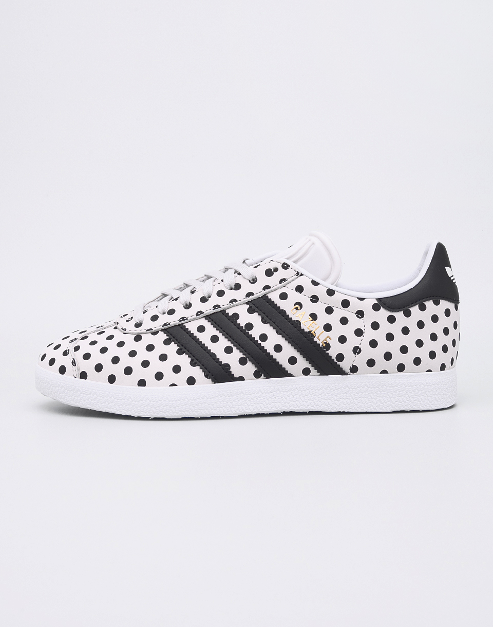 Adidas Originals Gazelle Crystal White/Core Black/Footwear White 38