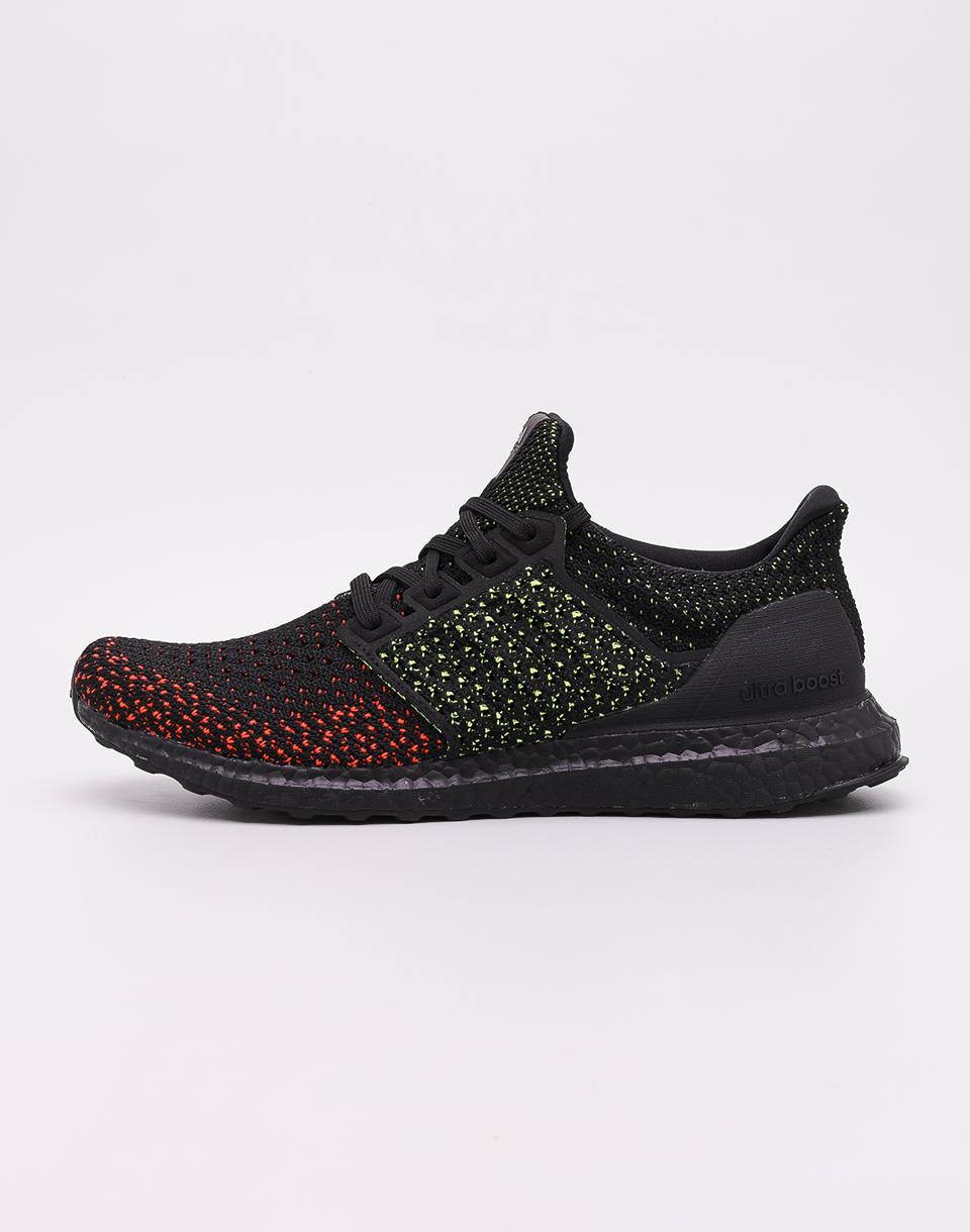 Adidas Performance Ultra Boost Clima Core Black  Core Black  Solar Red 46 5