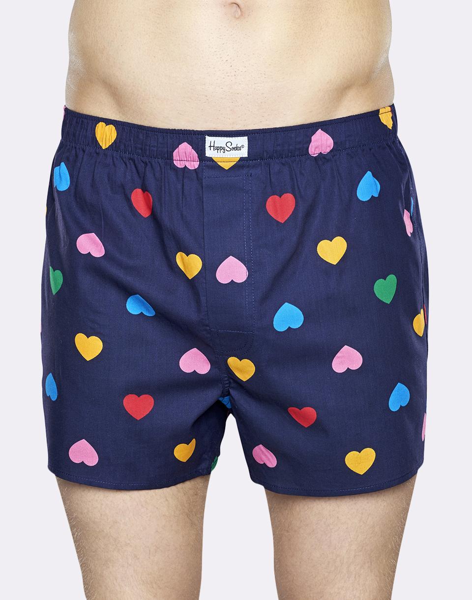 Trenýrky Happy Socks Heart HEA66-6002 XL + novinka