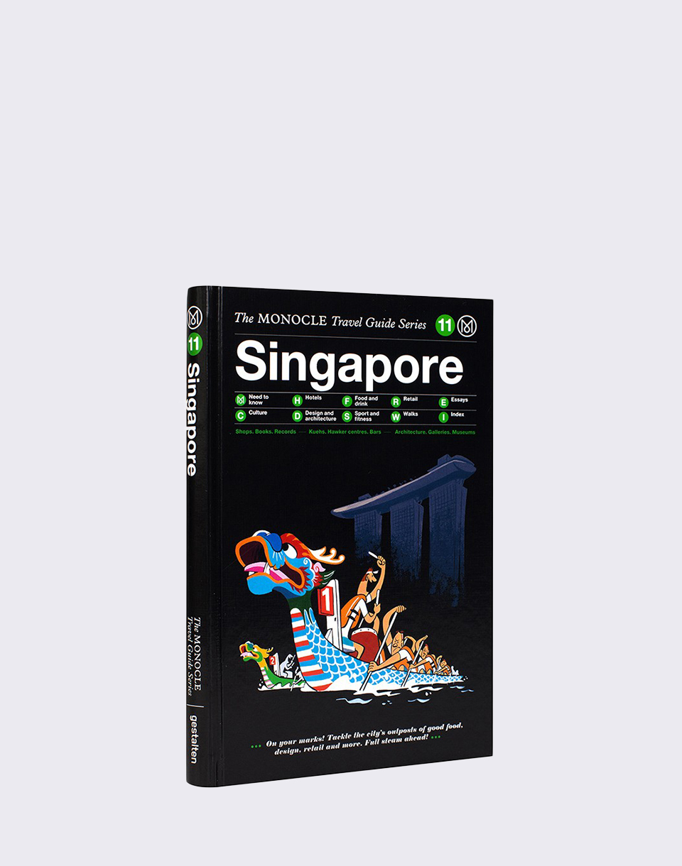 Gestalten Singapore: The Monocle Travel Guide Series