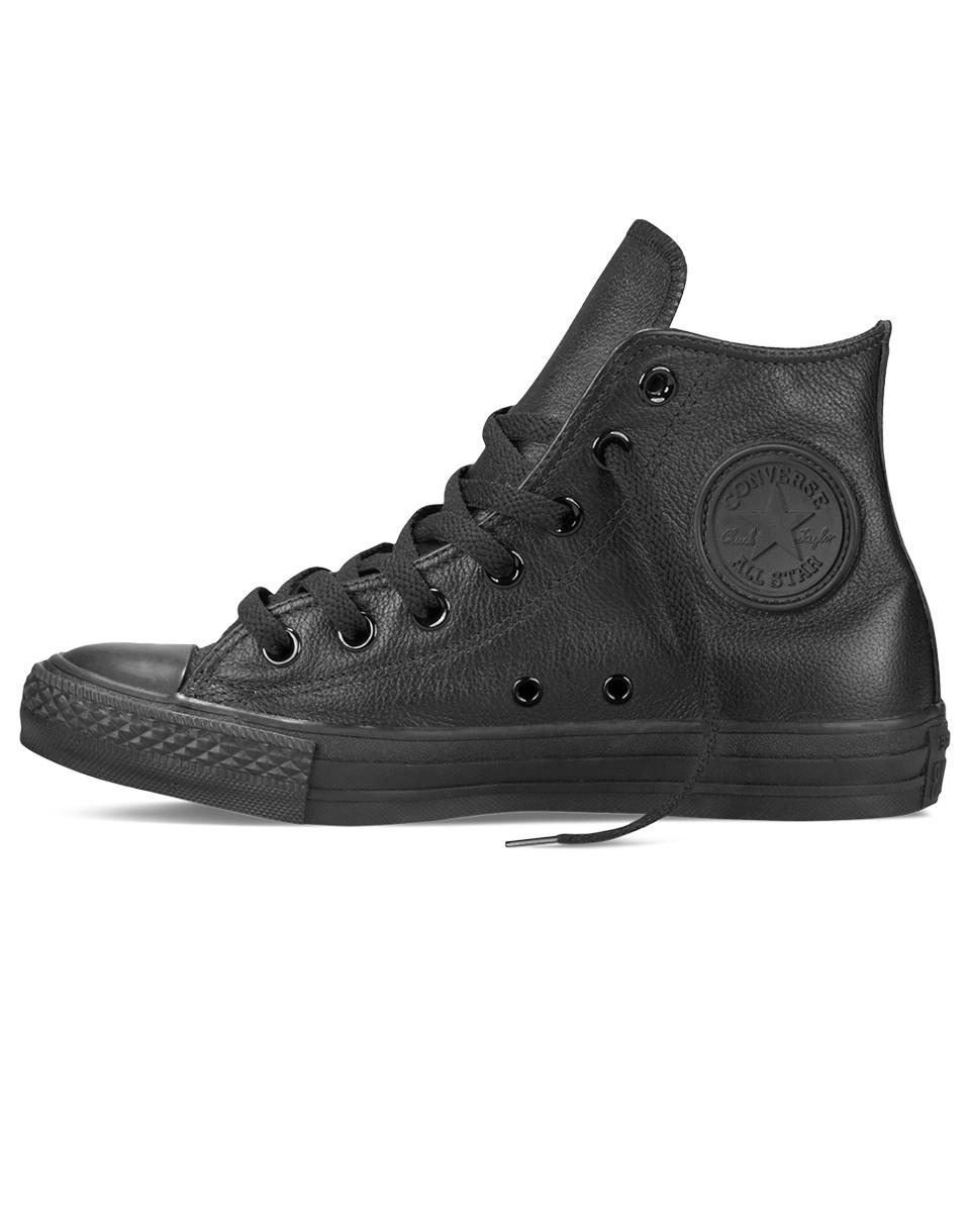 Sneakers - tenisky Converse Chuck Taylor All Star Leather Black 39 + doprava zdarma