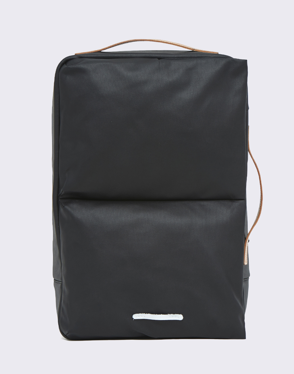 RAWROW 3 Way Bag 171 Rugged Canvas 15  Black