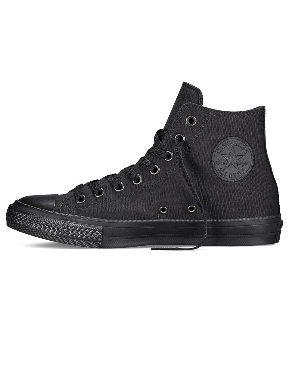 Sneakers - tenisky Converse Chuck Taylor All Star II Black/Black/Black 37 + doprava zdarma