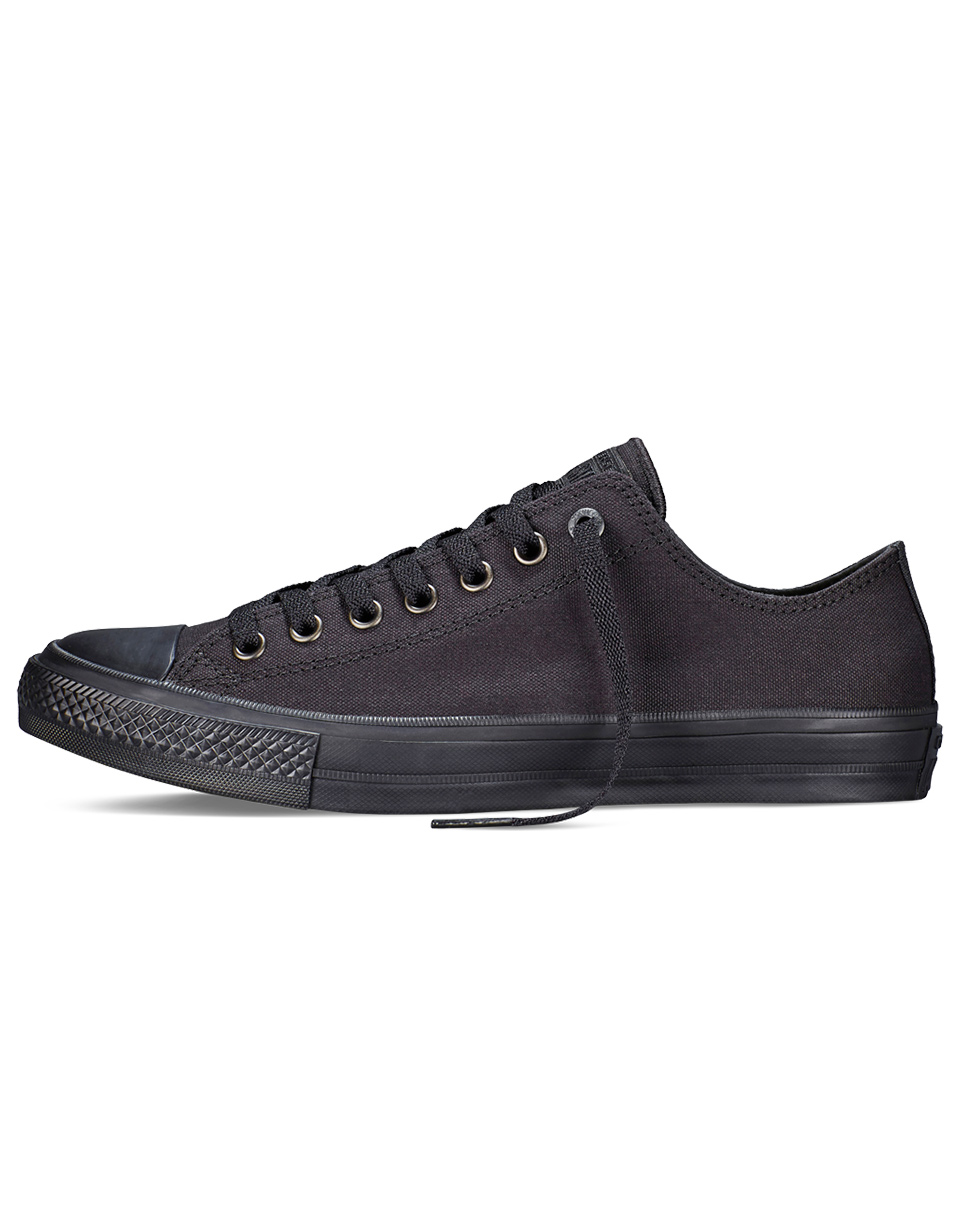 Sneakers - tenisky Converse Chuck Taylor All Star II Black/Black/Black 42 + doprava zdarma