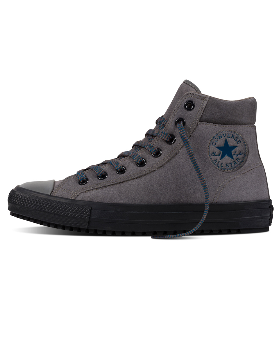 Sneakers - tenisky Converse Chuck Taylor All Star Boot PC Charcoal Grey / Blue Lagoon / Black 44 + doprava zdarma