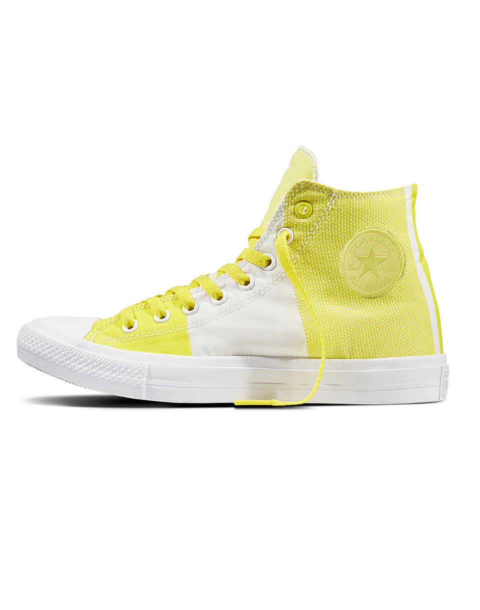 Sneakers - tenisky Converse Chuck Taylor All Star II Fresh Yellow / White / White 44