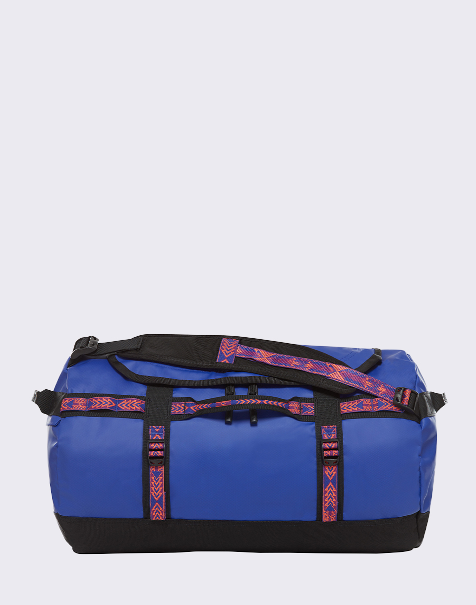 The North Face Base Camp Duffel S Aztec Blue/ TNF Black