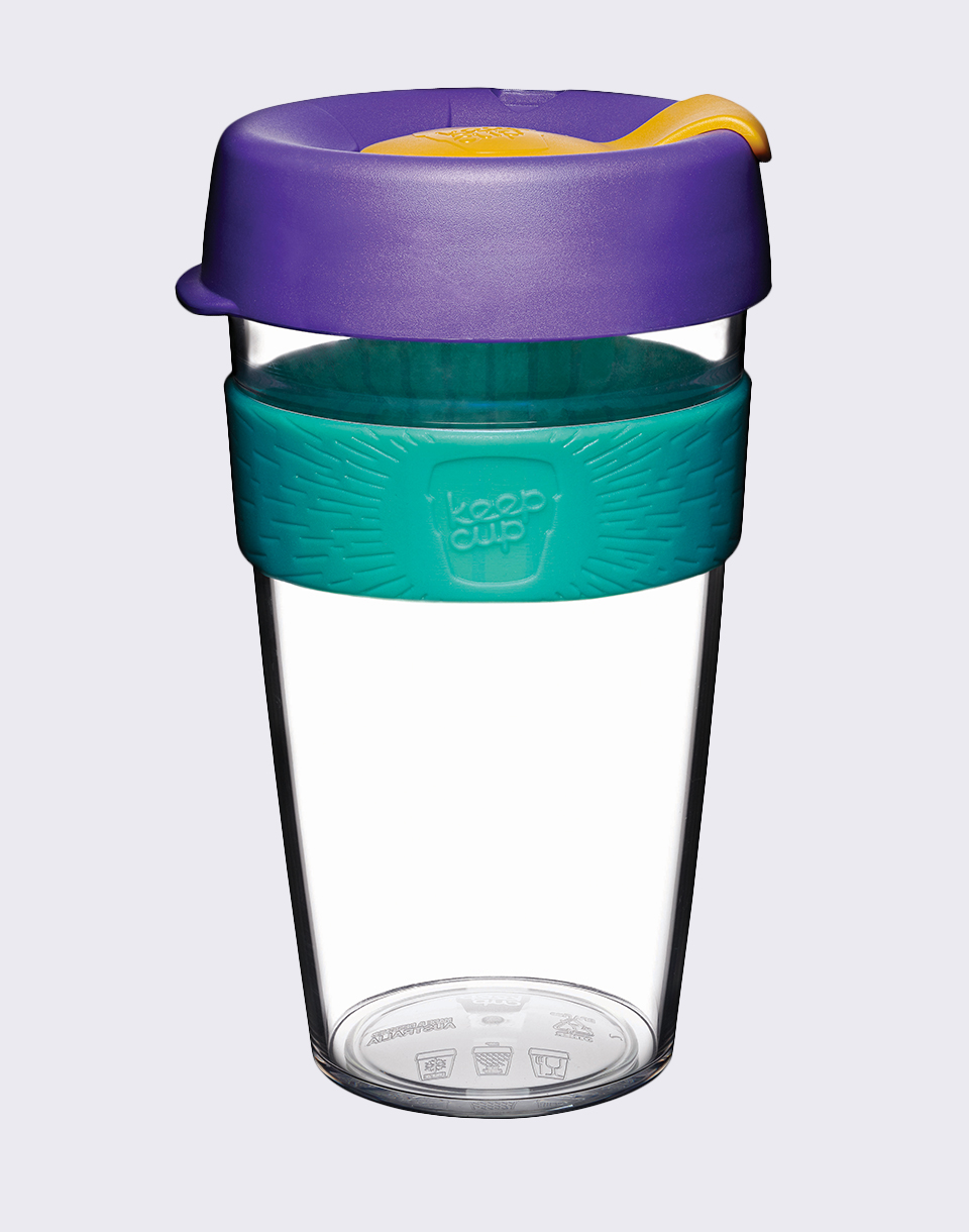 KeepCup Clear Edition Reef L
