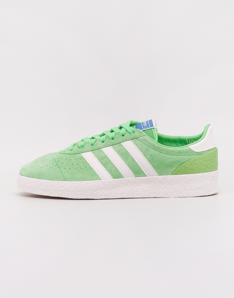 Adidas Originals Munchen Super SPZL Intense Green/ Off White/ Off White 42,5