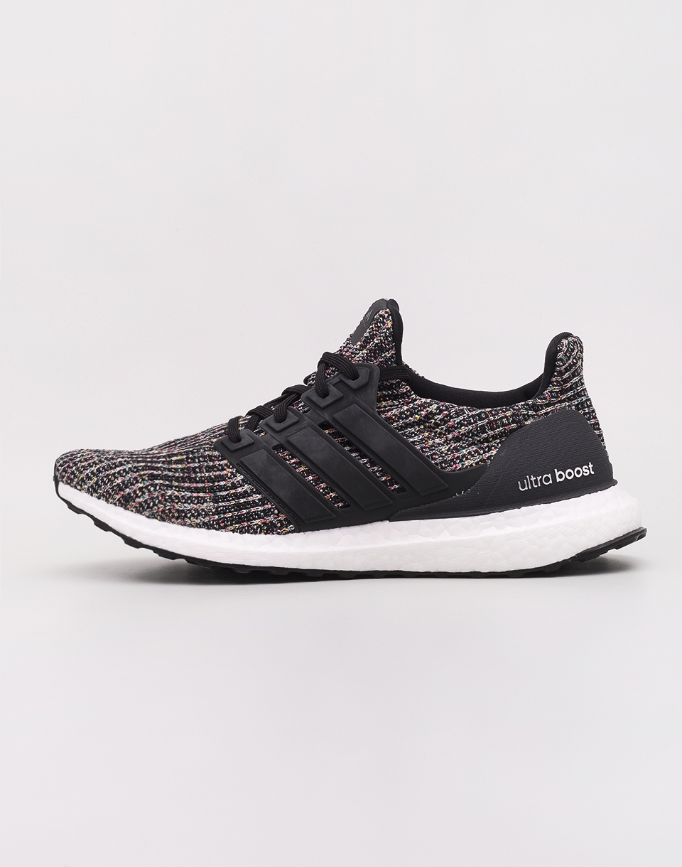 Adidas Performance Ultra Boost Core Black  Carbon  Ash Silver 42 5