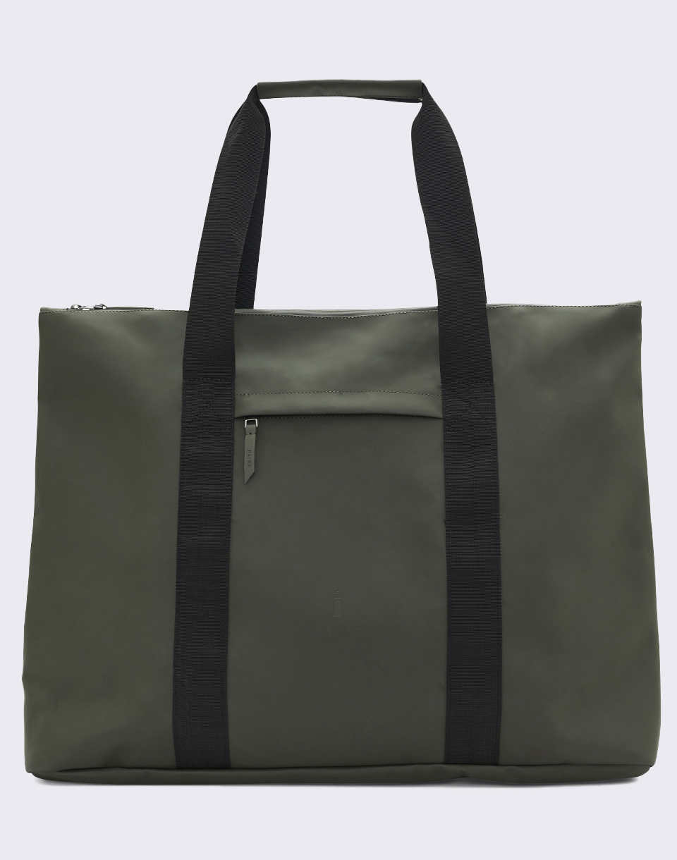 Rains Weekend Tote 03 Green