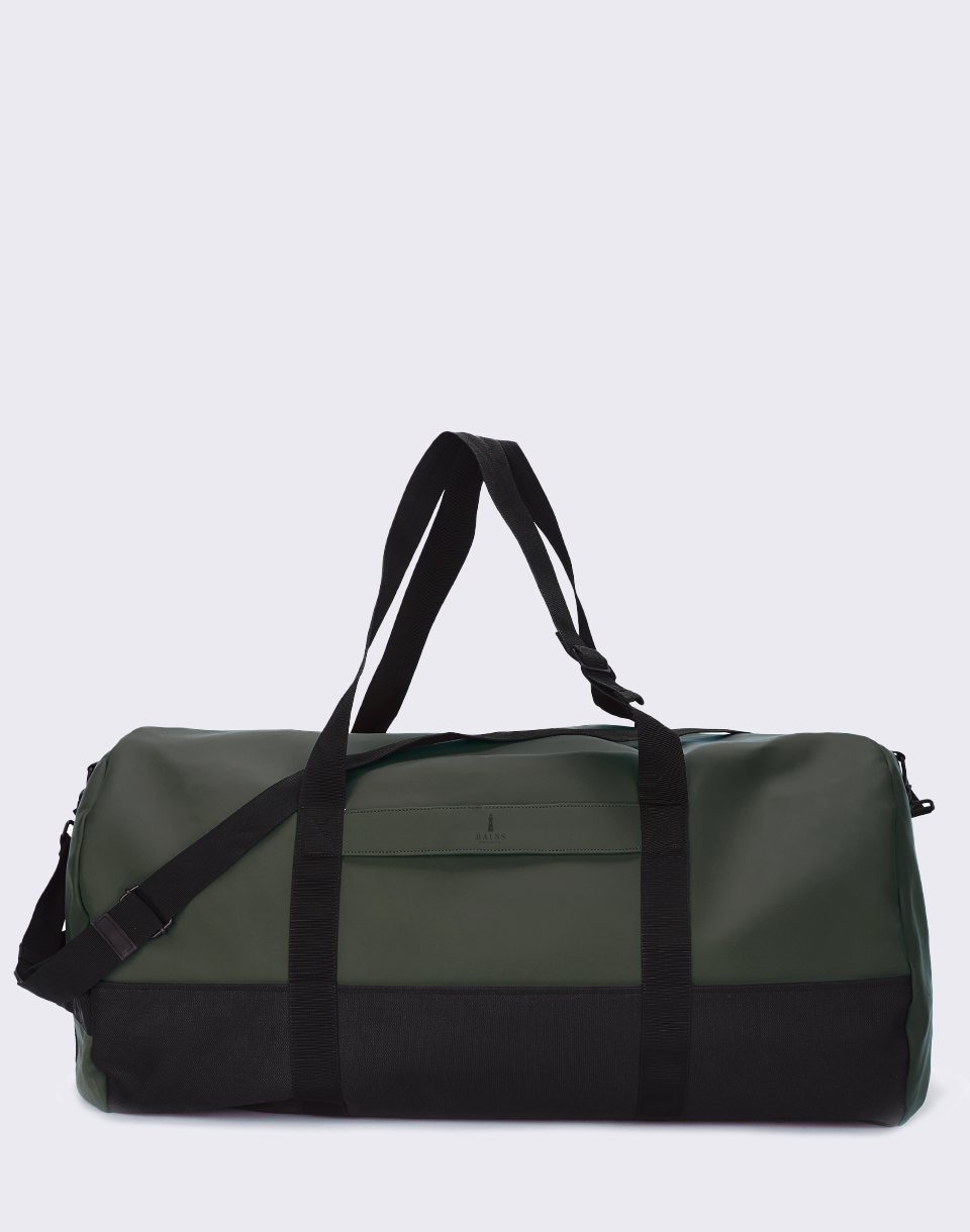 Rains Travel Duffel 03 Green