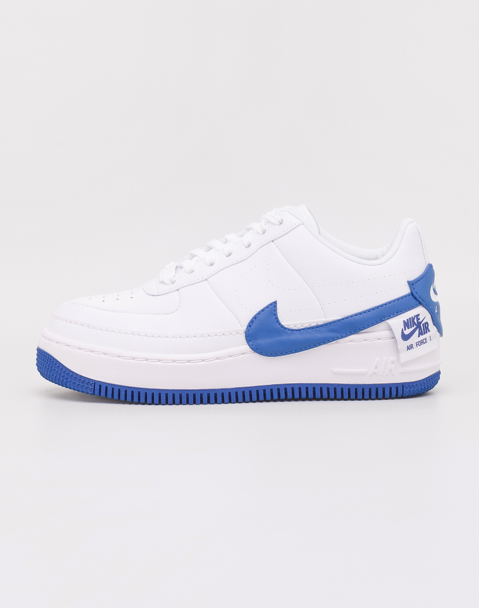 Nike Air Force 1 Jester XX White  Game Royal 36