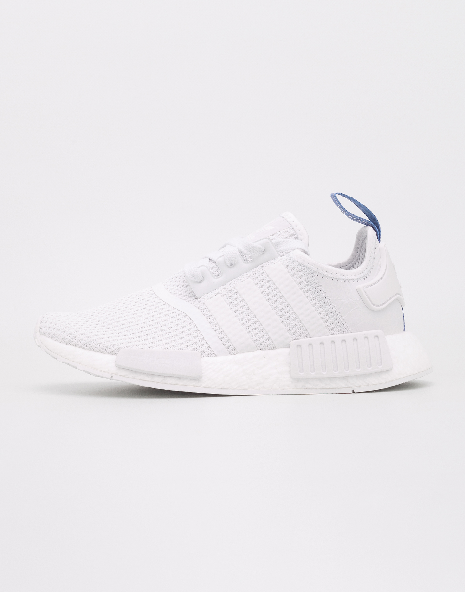 Adidas Originals NMD R1 Crystal White  Crystal White  Real Lilac 37