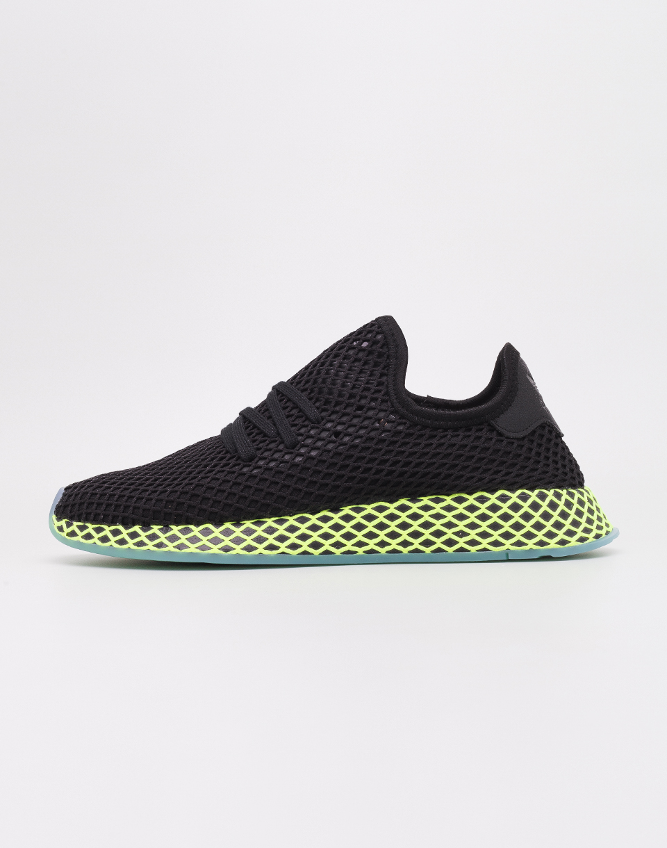 Adidas Originals Deerupt Runner Core Black/ Core Black/ Ash Blue 42,5