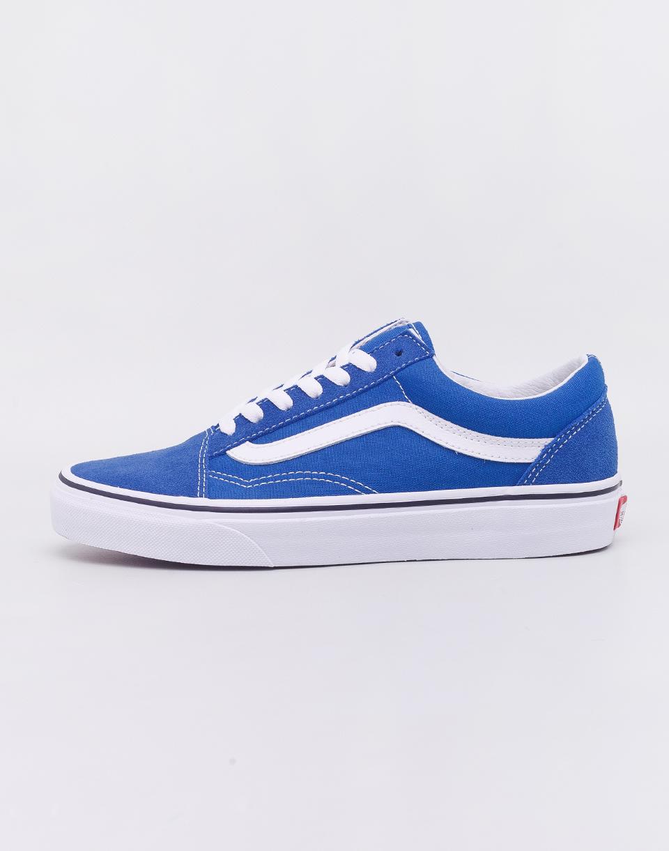 Vans Old Skool Lapis Blue/ True White 37