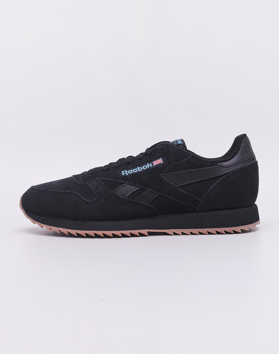 Reebok Classic Leather MU Black/ Mineral Mist/ Lee 41