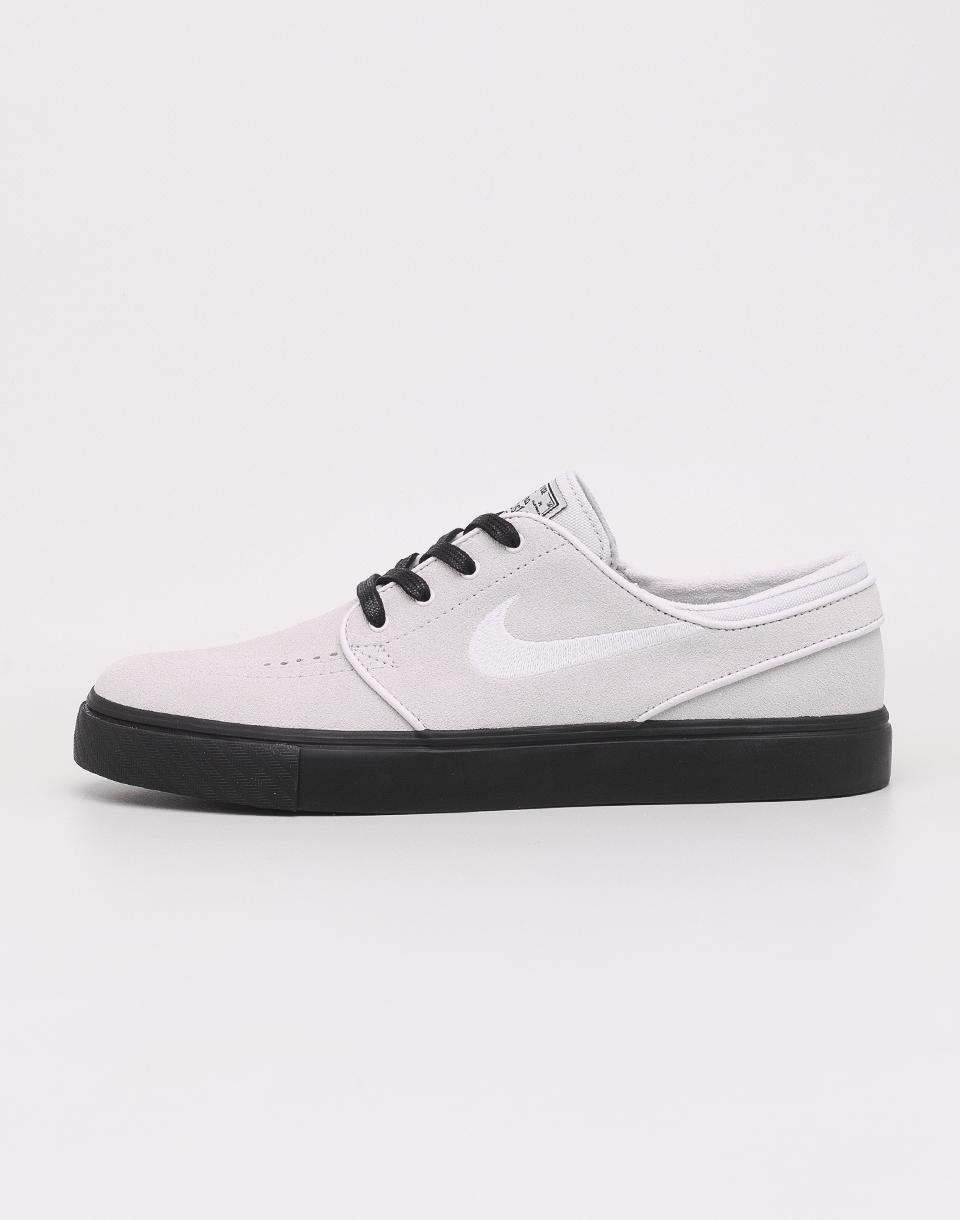 8462d22421 Nike SB Zoom Stefan Janoski Vast Grey  Vast Grey- Black 42