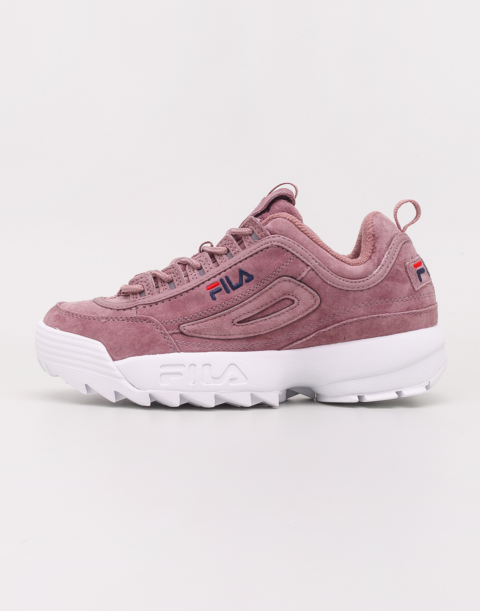 Fila Disruptor S Low Ash Rose 36