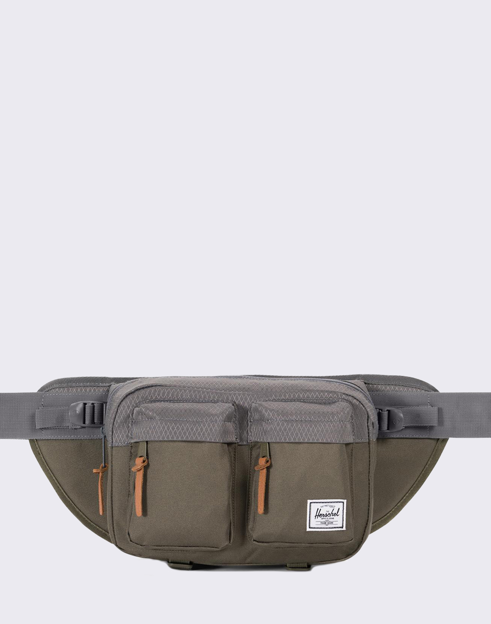 Herschel Supply Eighteen Ivy Green Smoked Pearl