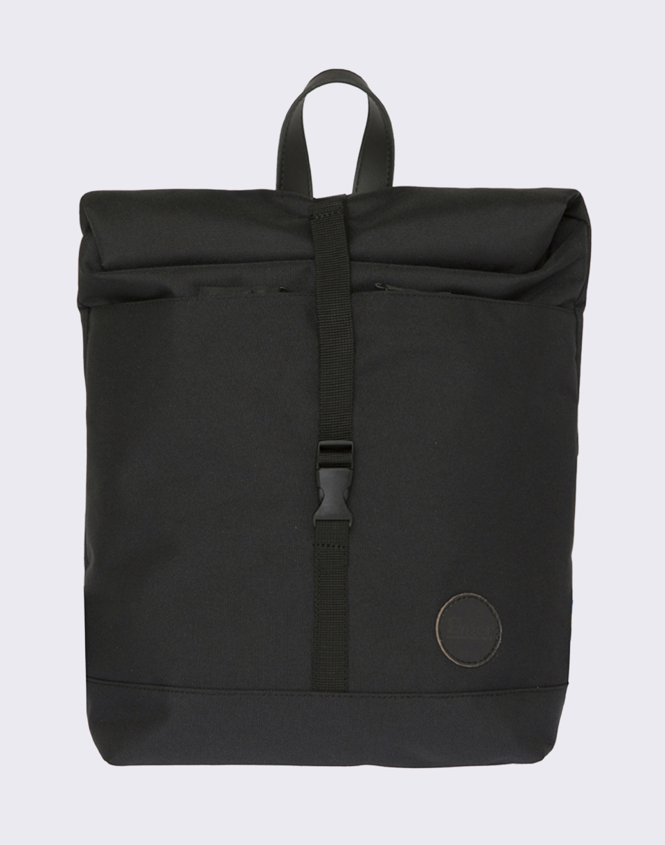 Enter Roll Top Mini Lifestyle Black Recycled