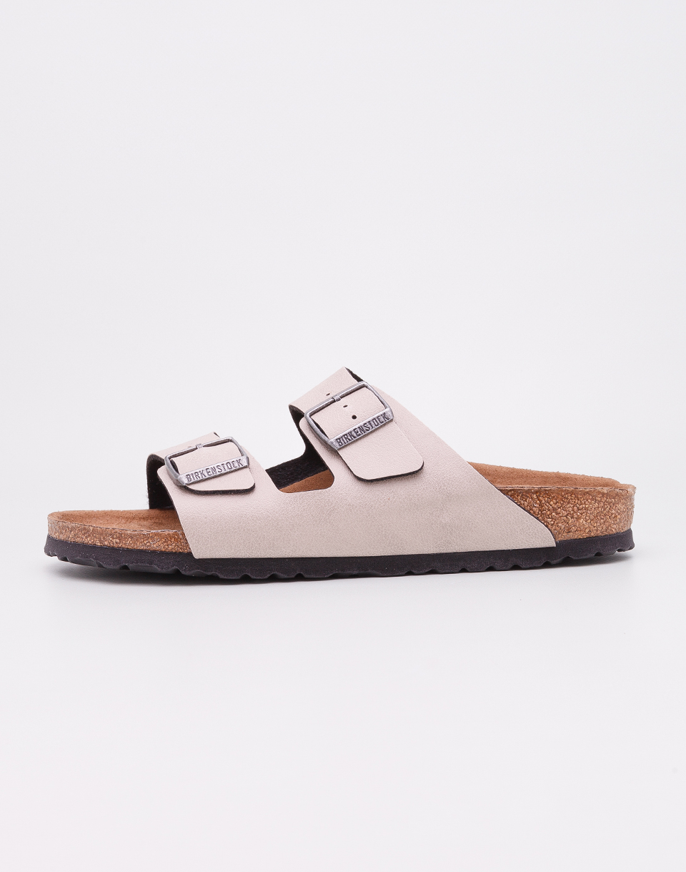 Birkenstock Arizona BF Pull Up Stone 43