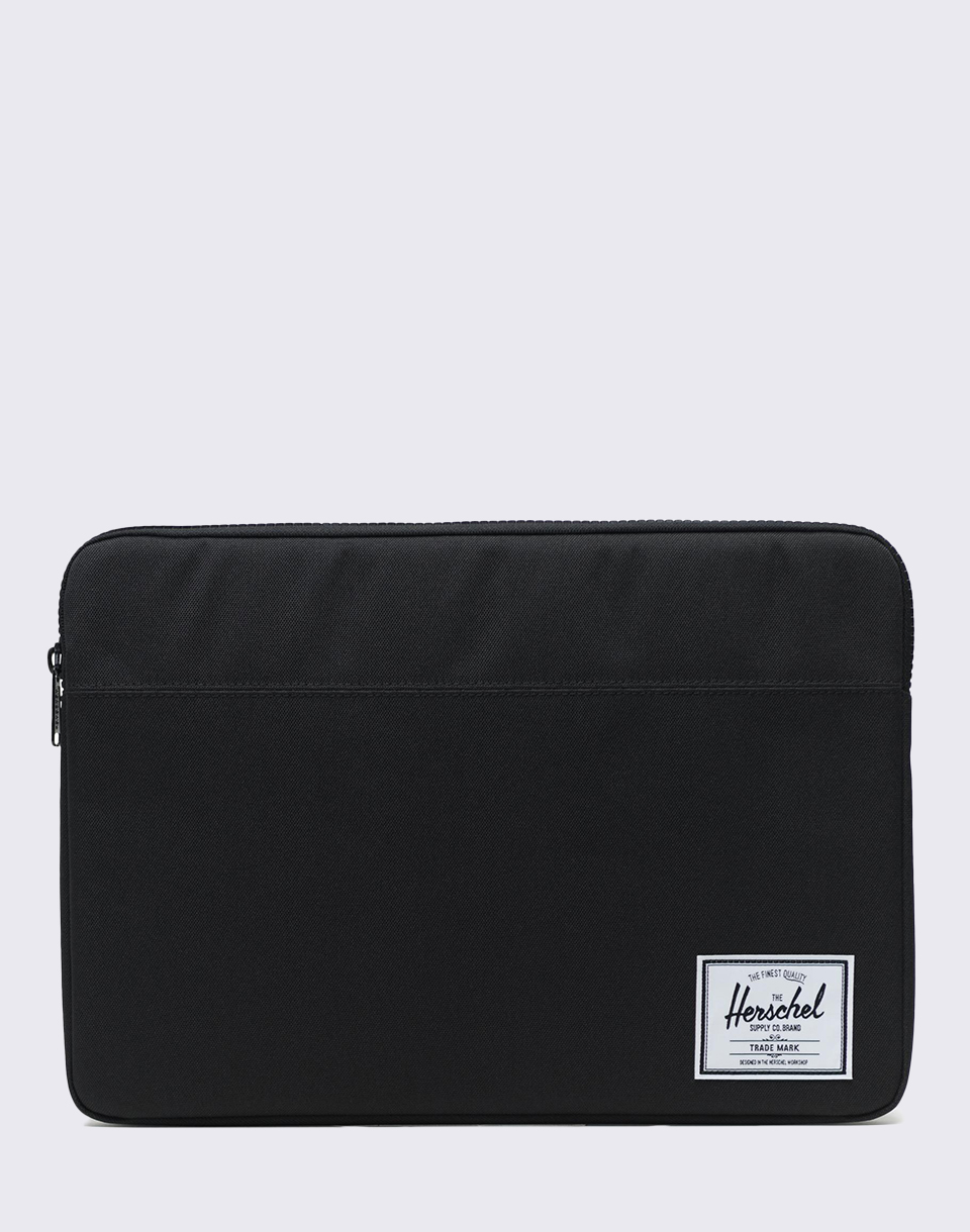 Herschel Supply Anchor Sleeve for 15 inch Macbook Black
