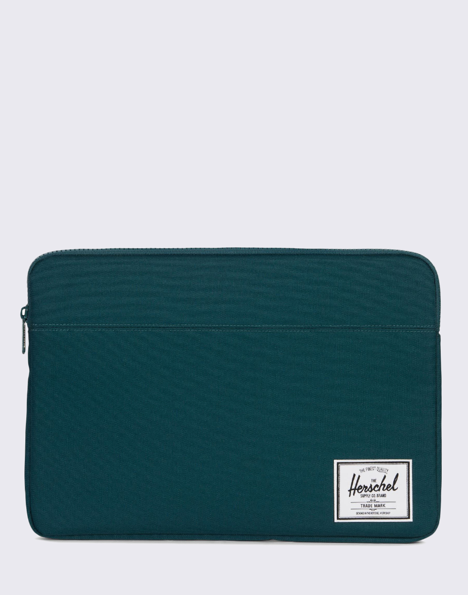 Herschel Supply Anchor Sleeve for 15 inch Macbook Deep Teal