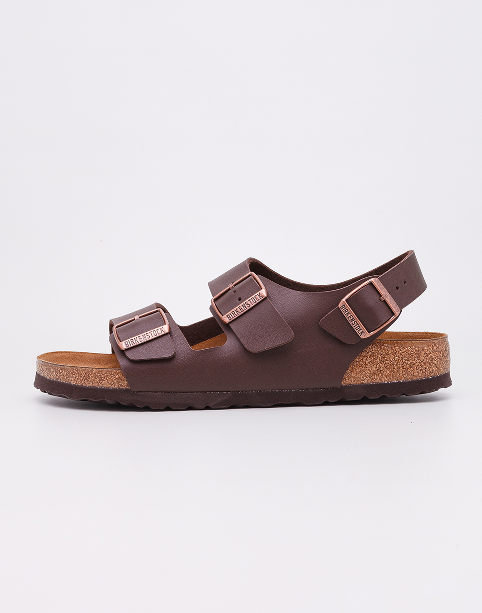 Birkenstock Milano BF DARK BROWN 38