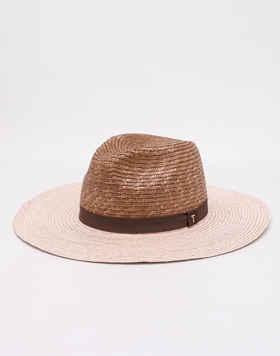 Tonak Fedora Flamingo Brown 56