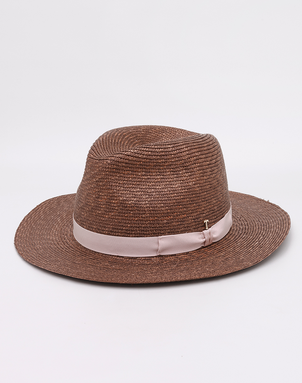 Tonak Fedora Marron Brown 58