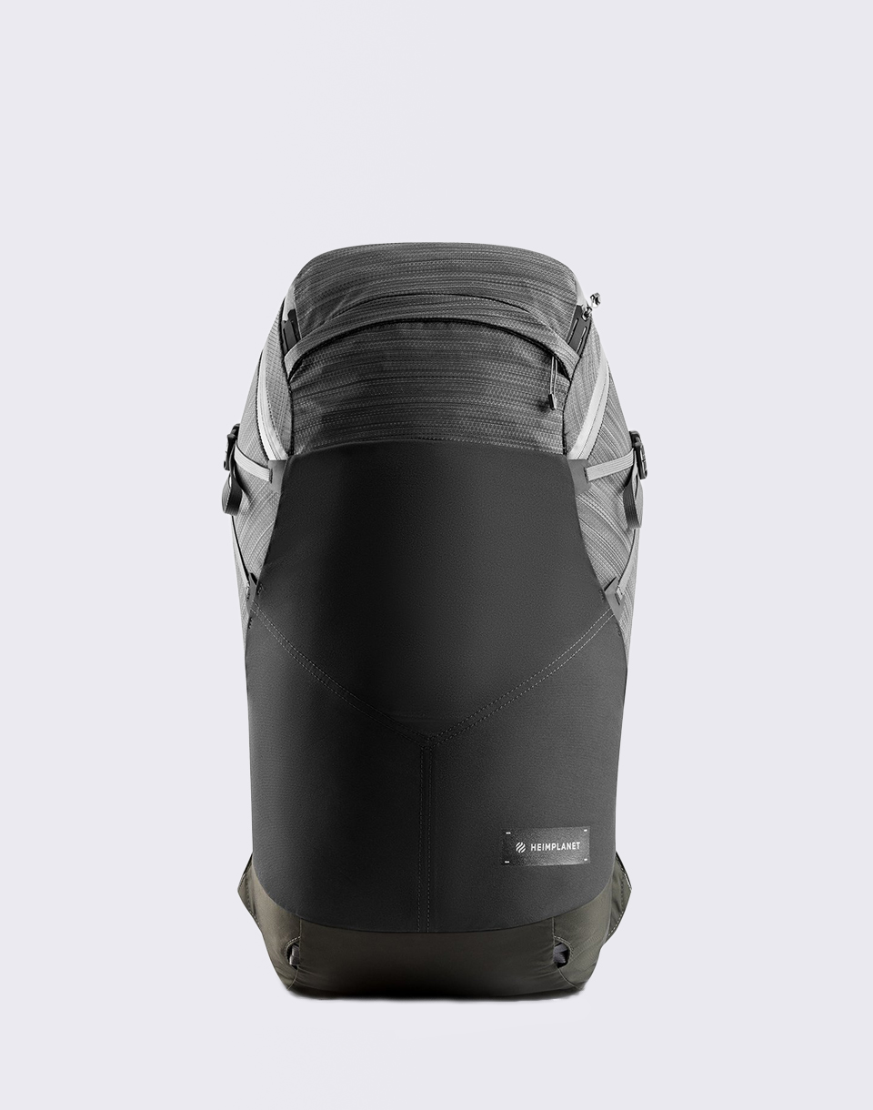 Heimplanet Motion Ellipse 25 l Dark Grey   Green