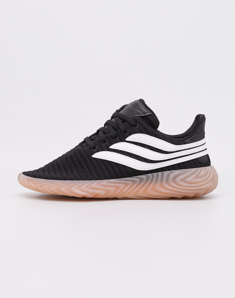 Adidas Originals Sobakov Core Black   Footwear White   Gum 3 42 5