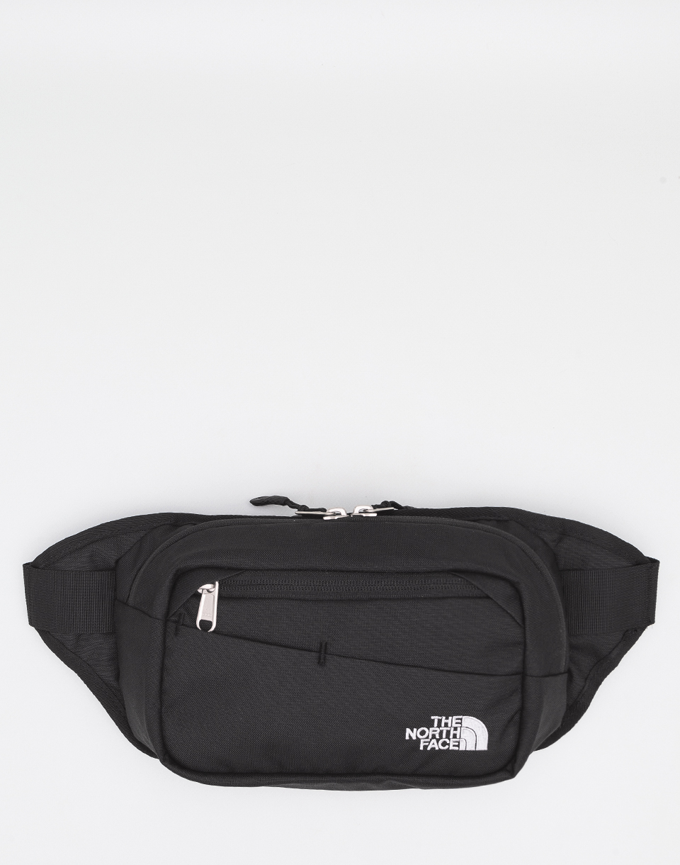 The North Face BOZER HIP PACK II TNF BLACK/HIGH RISE GREY