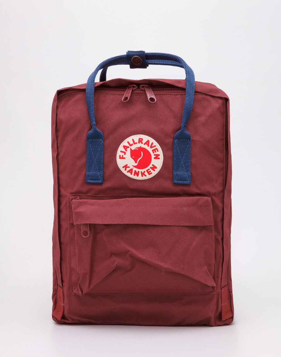 Fjällräven Kanken 326 540 Ox Red Royal Blue