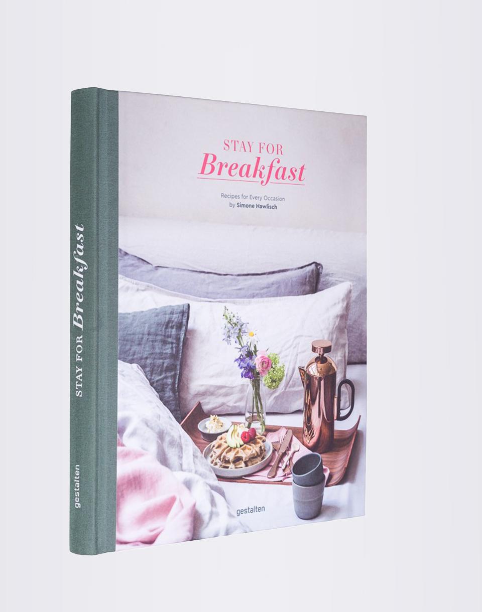 Knihy Gestalten Stay For Breakfast + novinka