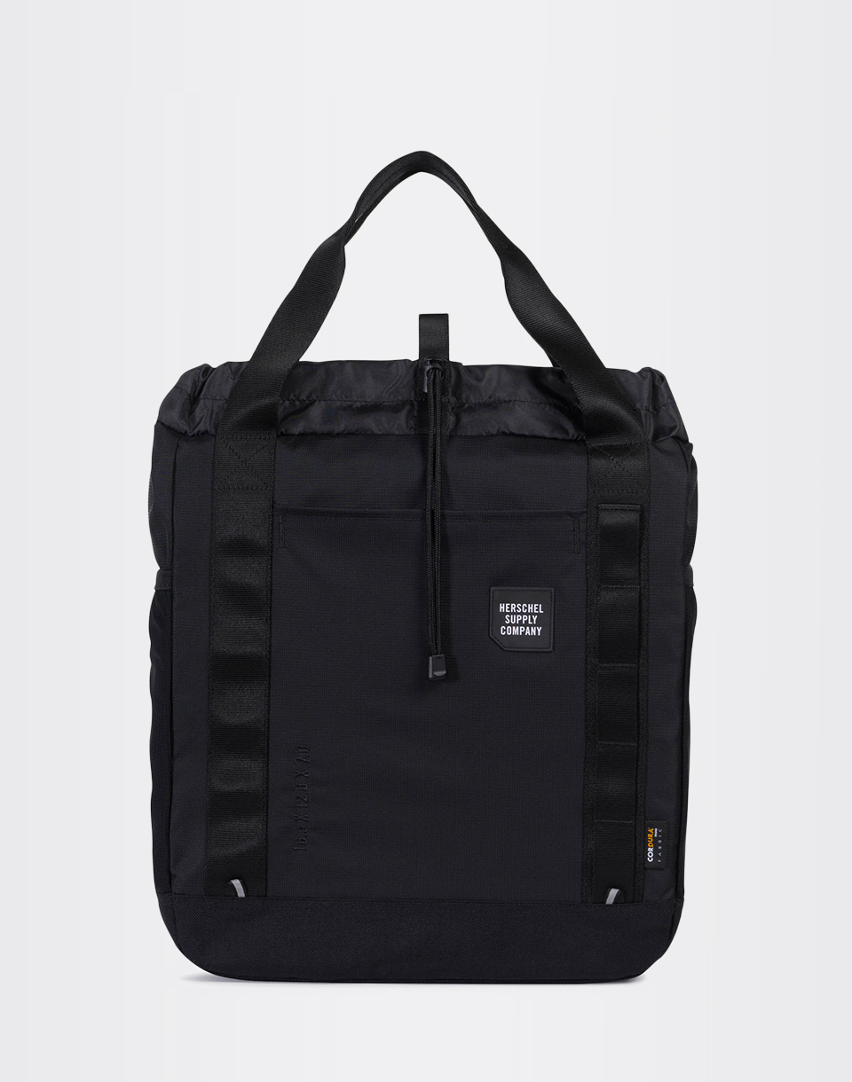 Herschel Supply Barnes Black