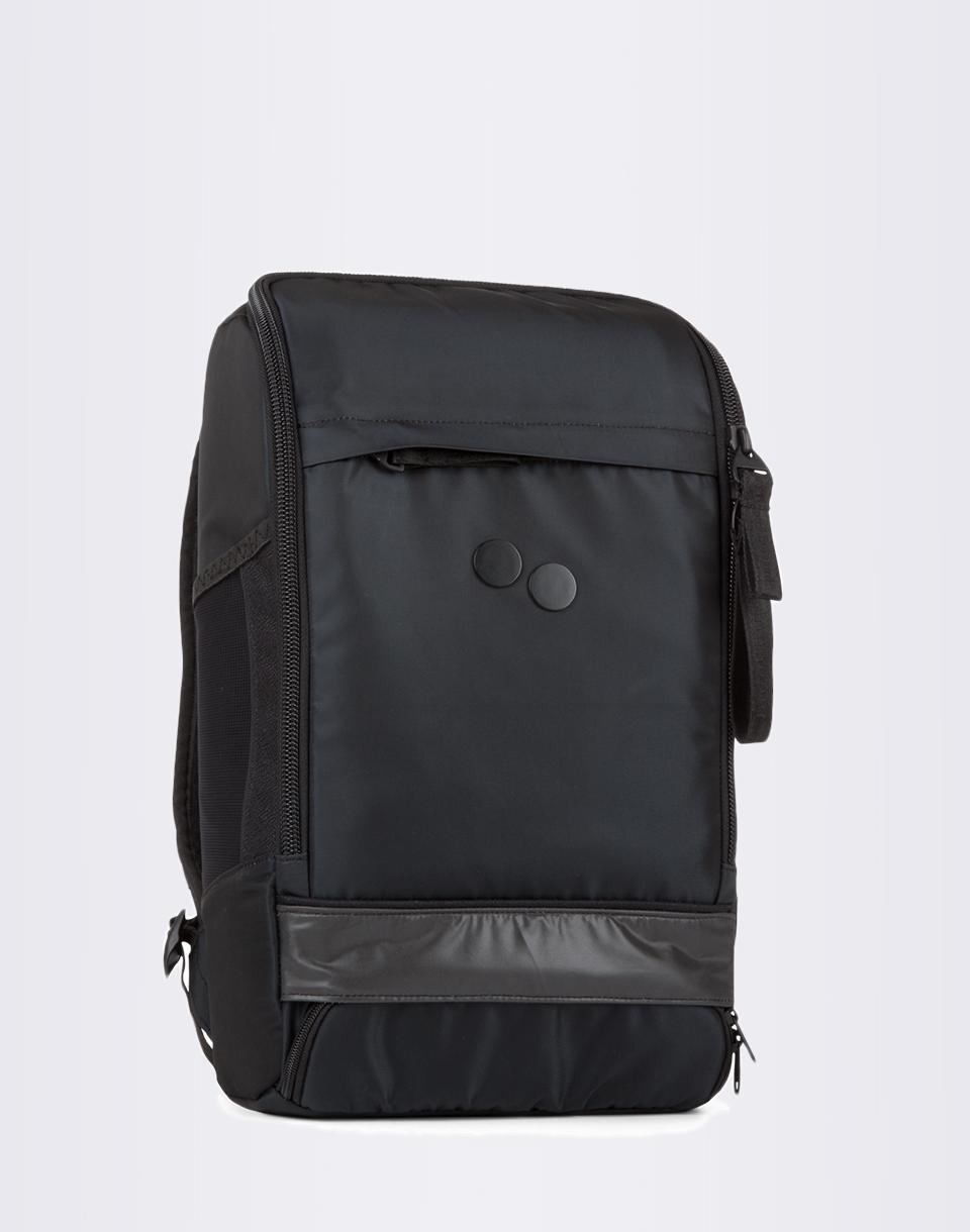 Batoh pinqponq Cubik Medium All Black + doprava zdarma + novinka