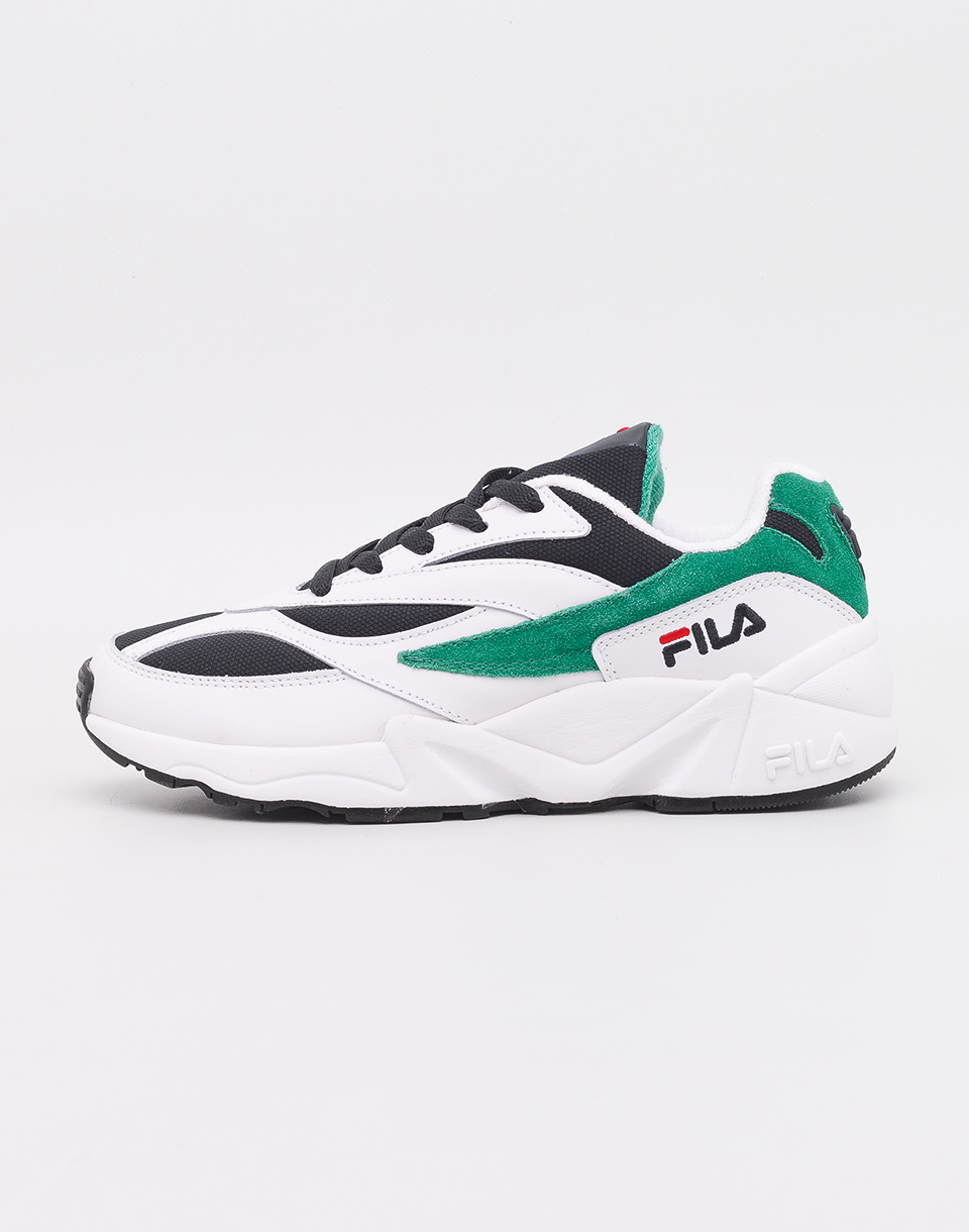 Fila Venom Low White   Fila Navy   Shady Glade 36