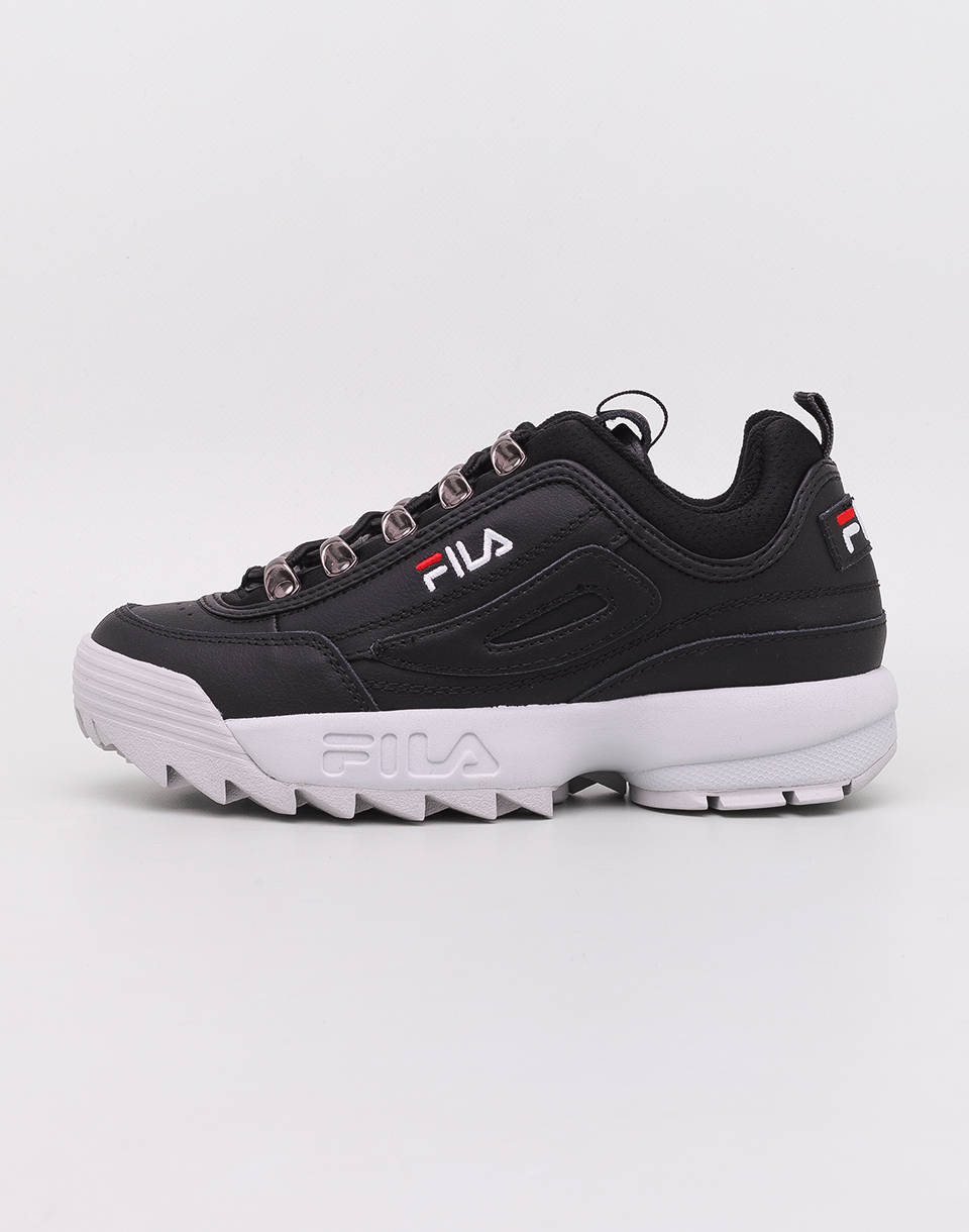 Fila Disruptor Hiker Low Black 36