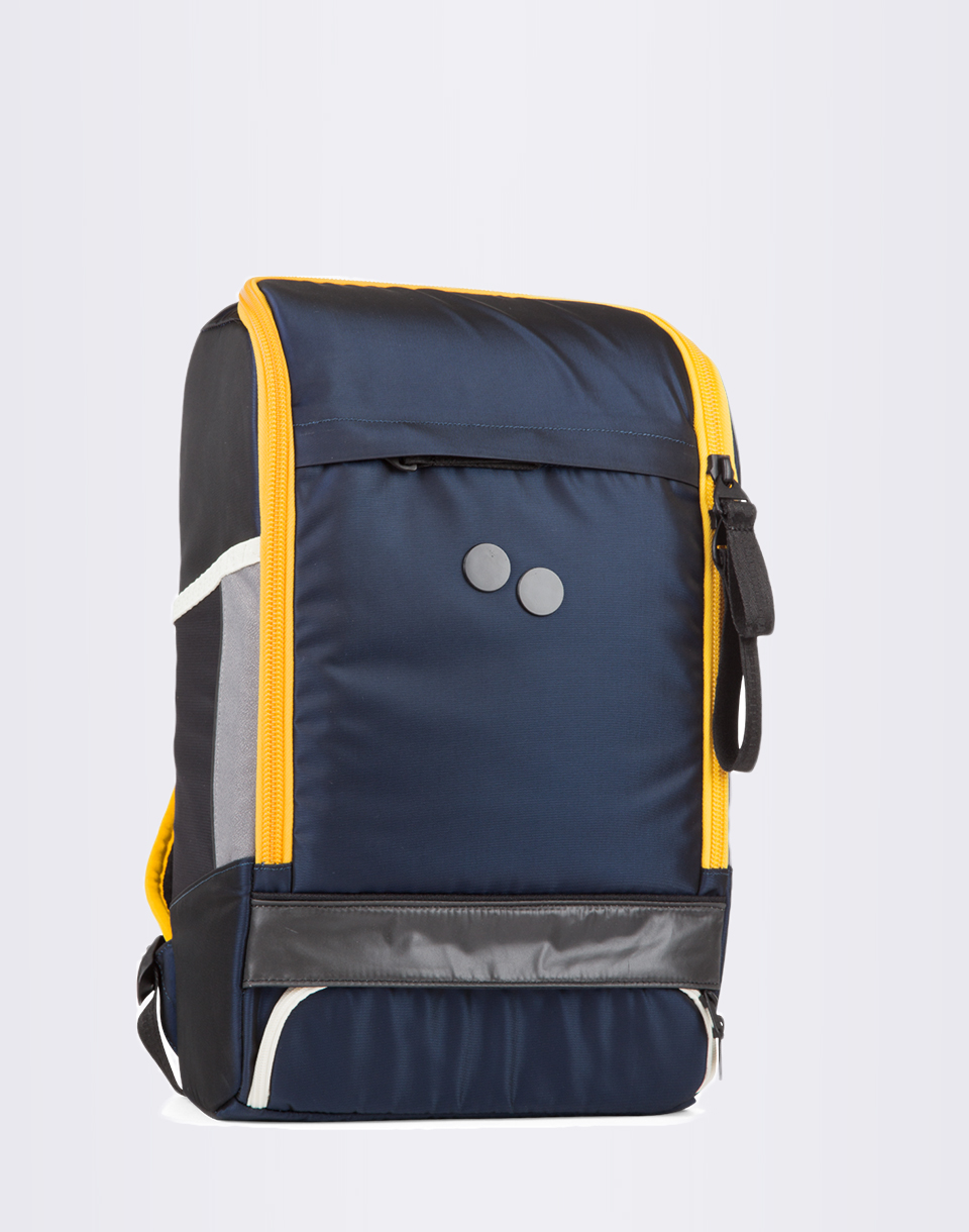 Batoh pinqponq Cubik Medium Blue Shadow + doprava zdarma + novinka