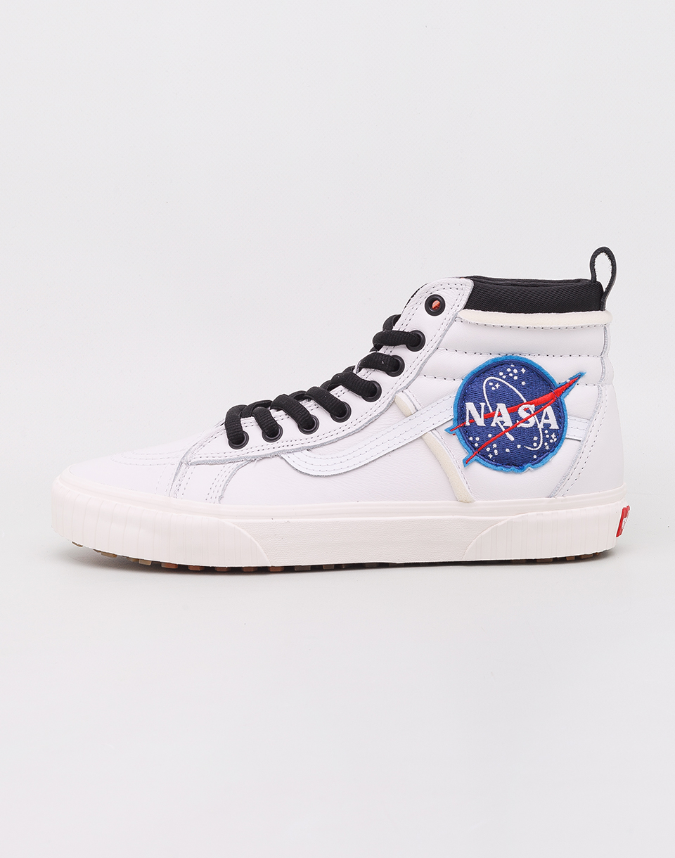 Vans Space Voyager Sk8 Hi 46 MTE DX True White 42 5