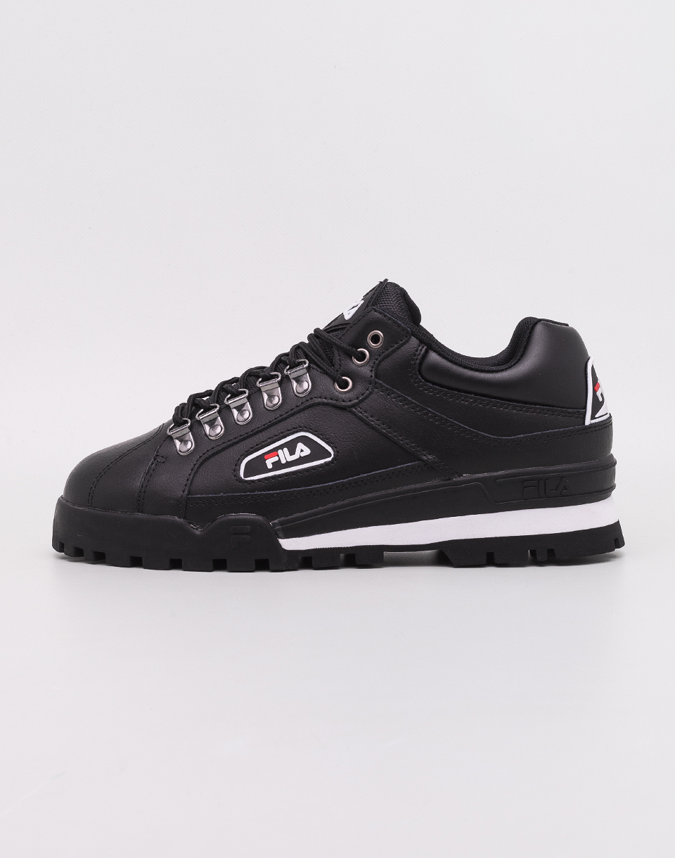 Fila Trailblazer Leather Black 36